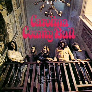 vinyl LP ELF Carolina County Ball