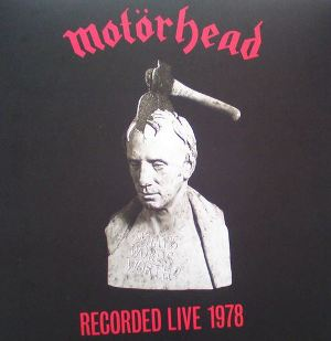vinyl LP MOTORHEAD What's Words Worth
