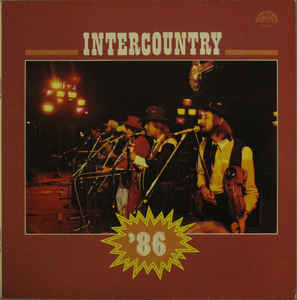 vinyl LP Intercountry ´86