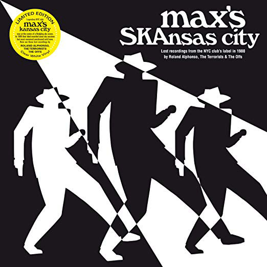vinyl LP V/A  Max's SKAnsas City