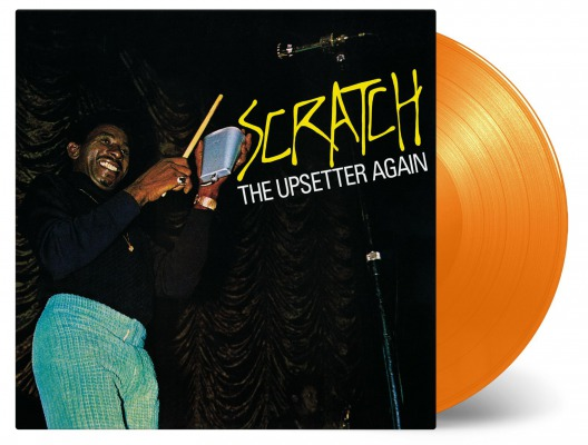 vinyl LPTHE UPSETTERS Scratch The Upsetter Again