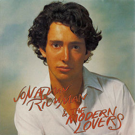vinyl LP JONATHAN RICHMAN & THE MODERN LOVERS Back In Your Life