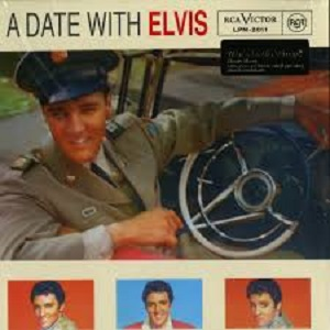 vinyl LP ELVIS PRESLEY A Date With Elvis