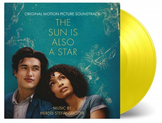 vinyl 2LP Sun is Also a Star (soundtrack)