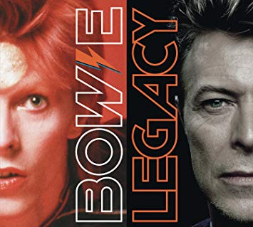 vinyl LP BOWIE, DAVID LEGACY (THE VERY BEST OF DAVID BOWIE)