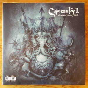 vinyl 2LP CYPRESS HILL Elephants On Acid