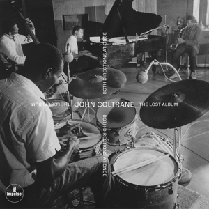 vinyl LP  JOHN COLTRANE Both Directions At Once -Lost Album