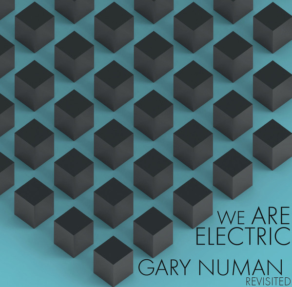 vinyl LP V/A We Are Electric: Gary Numan Revisited