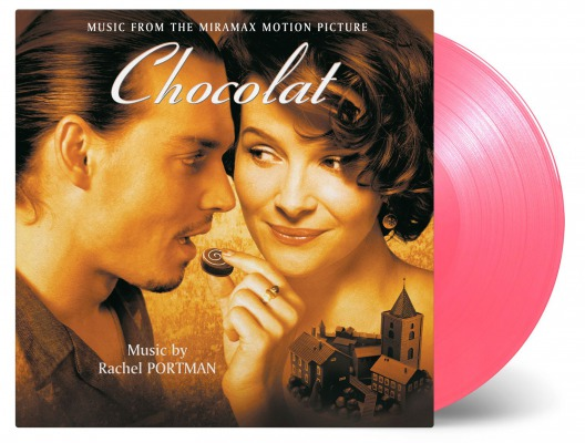 vinyl LP CHOCOLAT Soundtrack
