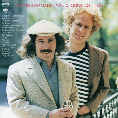 vinyl LP SIMON AND GARFUNKEL Simon And Garfunkel's Greatest Hits