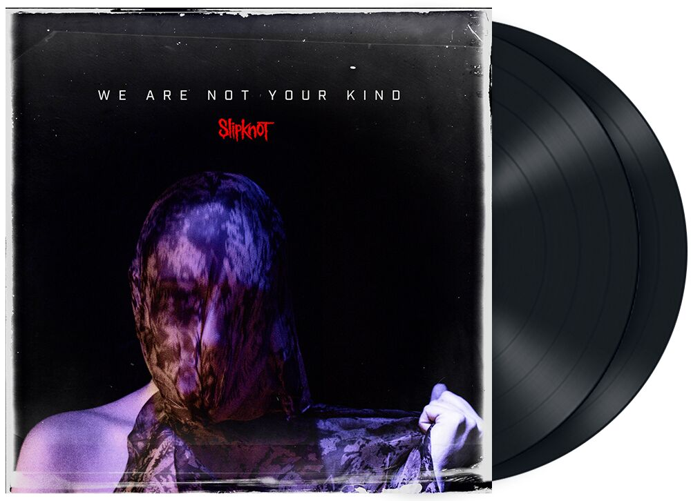 vinyl 2LP SLIPKNOT We Are Not Your Kind