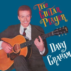 vinyl LP DAVY GRAHAM The Guitar Player