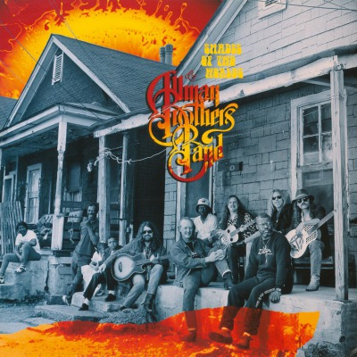 vinyl LP THE ALLMAN BROTHERS Shades Of Two Worlds