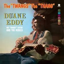 vinyl LP DUANE EDDY Twangs the Thang