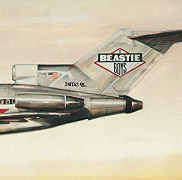 vinyl LP BEASTIE BOYS Licensed To Ill