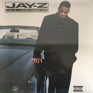 vinyl 2LP JAY-Z Hard Knock Life
