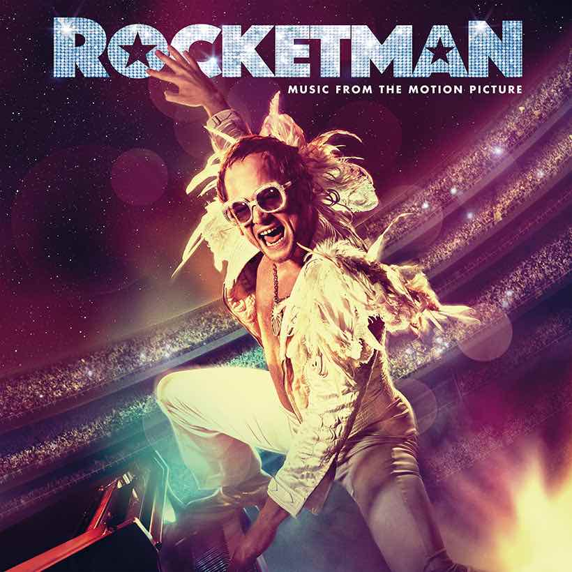 vinyl 2LP ROCKETMAN (soundtrack)