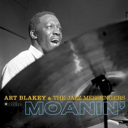 vinyl LP ART BLAKEY & JAZZ MESSENGERS Moanin´