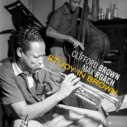 vinyl LP CLIFFORD BROWN & MAX ROACH Study In Brown