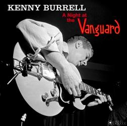 vinyl LP KENNY BURRELL A Night At the Vanguard