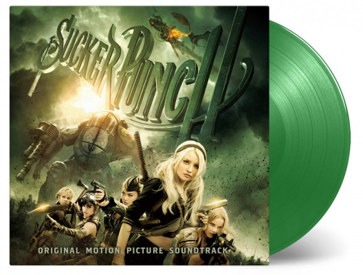 vinyl LP SUCKER PUNCH (soundtrack)