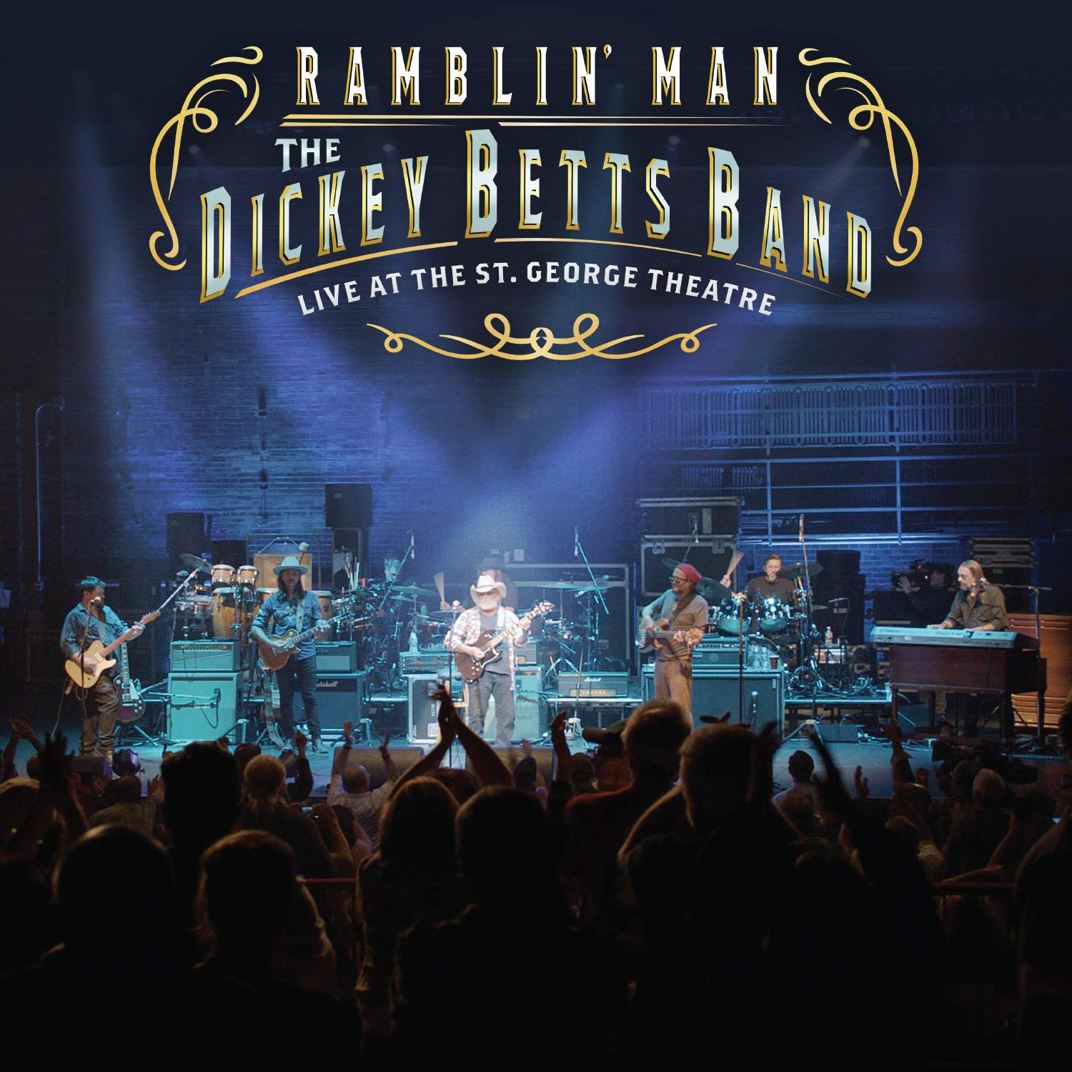 vinyl 2LP DICKEY BETTS Rumblin´ Man - Live At St. George Theatre