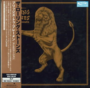 vinyl 3LP THE ROLLING STONES BRIDGES TO BREMEN ( JAPAN ISSUE )