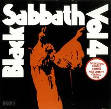 vinyl LP BLACK SABBATH Vol.4