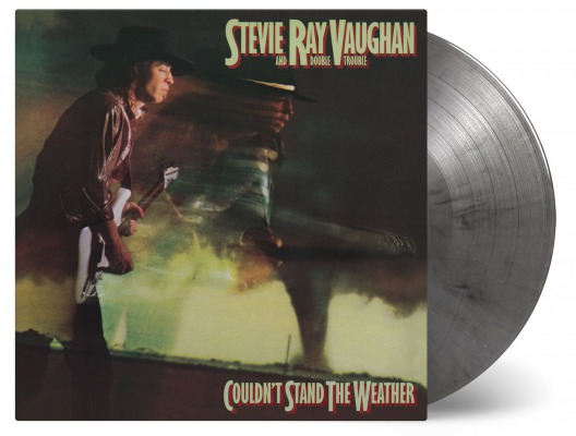 vinyl 2LP STEVIE RAY VAUGHAN Couldn´t Stand The Weather