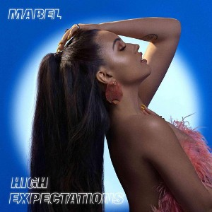 vinyl LP MABEL HIGH EXPECTATIONS