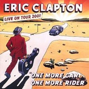 vinyl 3LP ERIC CLAPTON One More Car, One More Rider