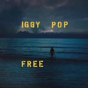 vinyl LP IGGY POP Free