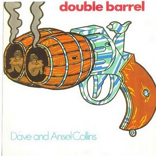 vinyl LP DAVE and ANSEL COLLINS Double Barrel