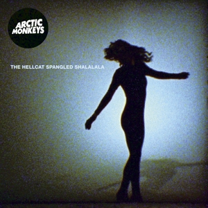 "vinyl 7""SP ARCTIC MONKEYS Hellcat Spangled Shalalala"