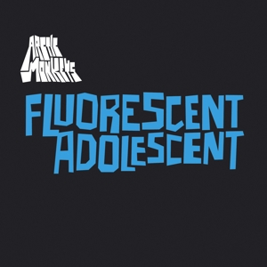 "vinyl 7""SP ARCTIC MONKEYS Fluorescent Adolescent"