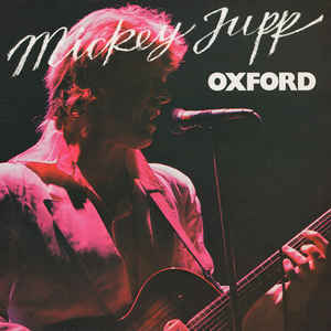vinyl LP MICKEY JUPP Oxford