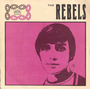 "vinyl 7"" SP THE REBELS, JOSEF PLÍVA Diamantový kočár"