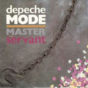 "vinyl 7""SP DEPECHE MODE Master And Servant"