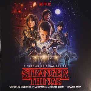 vinyl 2LP STRANGER THINGS Season 1 Vol. 2