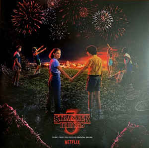 vinyl 3LP STRANGER THINGS 3 (soundtrack - tretia séria)