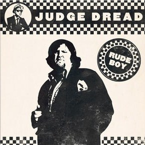vinyl LP JUDGE DREAD Rude Boy