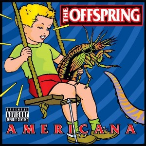 vinyl LP OFFSPRING Americana
