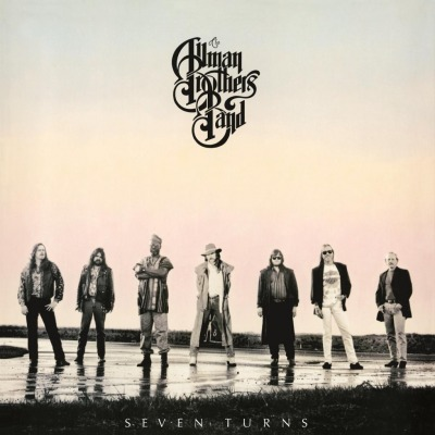 vinyl LP ALLMAN BROTHERS BAND Seven turns