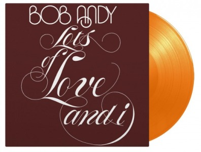 vinyl LP BOB ANDY Lots Of Love And I