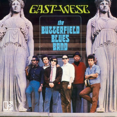 vinyl LP THE BUTTERFIELD BLUES BAND East West