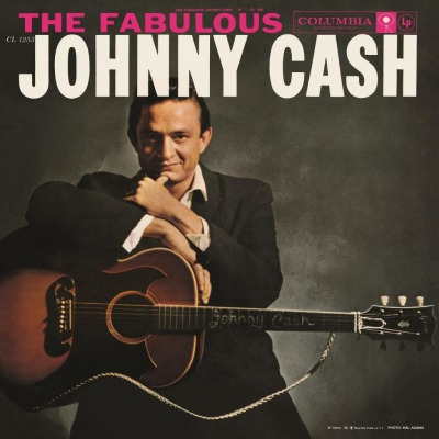 vinyl LP JOHNNY CASH THE FABULOUS JOHNNY CASH =MONO=