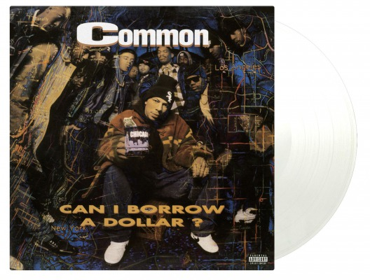vinyl LP COMMON Can I Borrow A Dollar?