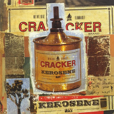 vinyl 2LP CRACKER KEROSENE HAT