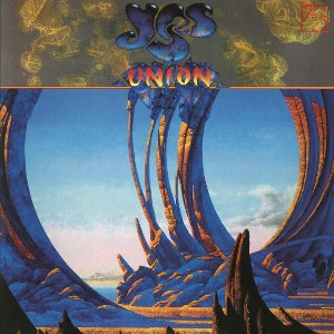 vinyl LP YES Union