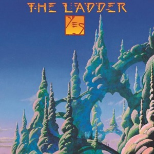 vinyl 2LP YES LADDER
